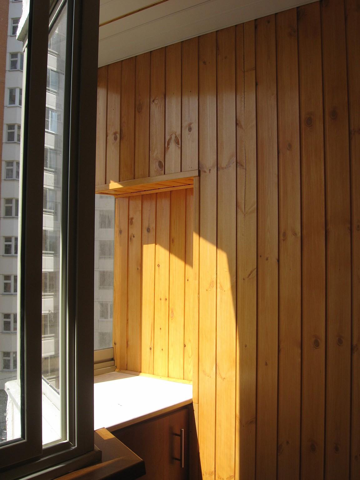 Отделка балкона своими руками: отзывы и инструкция 49